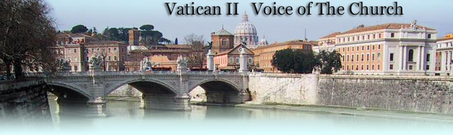 Vatican II - Voice of The Church