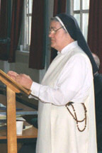 Sister Cecily Boulding
